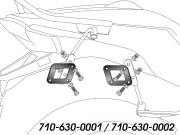 ヘプコ&ベッカー C-Bow セットバックキット