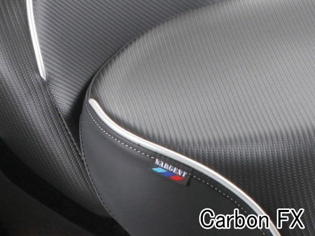 Sargent ワールドスポーツ パフォーマンスシート パイピング:E-111 Metallic Silver V-Strom 1000